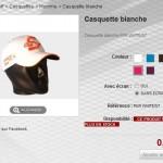 Protection solaire pour casquettes CLIPSUN