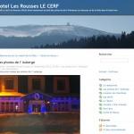 Auberge le Cerf - Le Tabagnoz - Les Rousses, Prémanon - Jura