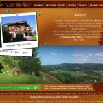 Chalet les Biches. Location de chalet, gîte et chambres d'hôtes a Foncine le Haut ( Jura )