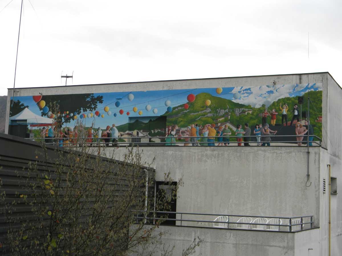 Fresques Murales Sylvano Arts Graphiques
