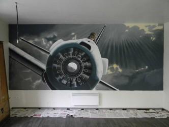 fresque showroom aviator goggle